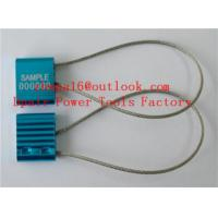 Cable Lock Seal Secure Key Ring Cable Lock Pull Tight Manufactures