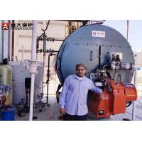 500 Bhp Oil Steam Boiler Lpg Fired Steam Generator For Feed Mill Manufactures