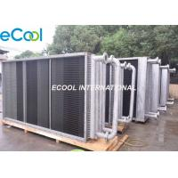 Quality Stainless Steel Tubes and Fins Heat Exchangers for Dry cooler, Evaproator, Condenser for sale