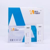 China Ferritin Semi Quantitative Rapid Test Cassette In Whole Blood / Serum / Plasma on sale