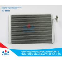 Open Type Aluminum Auto AC Condenser Of RANGE ROVER (02-) WITH OEM JRW000020 Manufactures