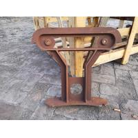 Plywood Cast Iron Bench Ends Used For Waiting Room Bench Seating Manufactures