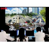 Anti Glare Control Room Displays Samsung 3x4 Video Wall 16M Color For Retail Center Manufactures