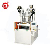 Multi - Stage Dual - Color / Material Rotary Injection Moulding Machine Manufactures