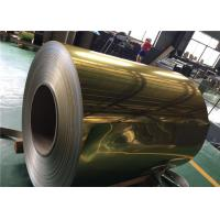 1100 Alloy Polished Aluminum Sheet  Rich Color For Decoration Materials Used Manufactures
