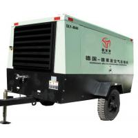 China Diesel Screw Type Air Compressor in Highway Railway Mining Water Conservancy on sale