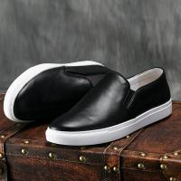 high quality slip-up shoes cowhide leather shoes couples loafers lovers sneakers lovers loafers lovers loafers BS-B3 Manufactures