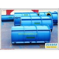 Cement pipe making Machine of Roller Suspension type, Cement pipe making machine Manufactures