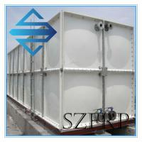 China frp tank for water treatment on sale