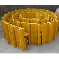 Shantui bulldozer SD16 track shoe 203MA-37151 undercarriage parts high quality in stock Manufactures