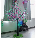 70w green+pink led Waterproof outdoor christmas decorations Sakura Tree Lights Manufactures
