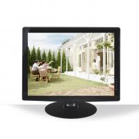 """High Resolution CCTV custom LCD Monitor For Security , 19"""" TFT LCD Display Manufactures"""