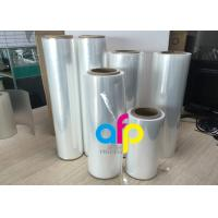 75 Gauge Clear Polyolefin Shrink Film Rolls 200mm - 1600mm Roll Widht Manufactures