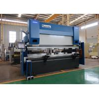 Sheet Metal Bending 4 Axis Hydraulic CNC Press Brake Machine Manufactures