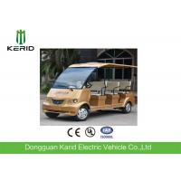 Free Maintenance Battery 72V Motor 8 Seater Electric Sightseeing Bus For Public Transportation Manufactures