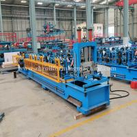Machinery Metal Hydraulic C Purlin Roll Forming Machine Steel Roof Truss Making Manufactures