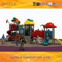 Quality Joyful kids playground equipment recreational palyset for children for sale