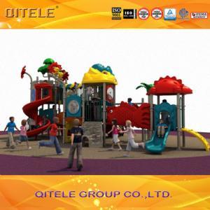 Joyful kids playground equipment recreational palyset for children Manufactures