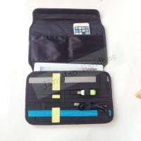 13 Inch Tablet GRID Carrying Gadget Organiser Bag Case For Electronics Manufactures