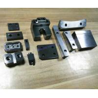 S45C Precision Cnc Milling Machined Parts And Components For Plastic Mould Manufactures