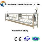 ZLP800 aluminum alloy suspended platform/cradle/swing stage/gondola Manufactures