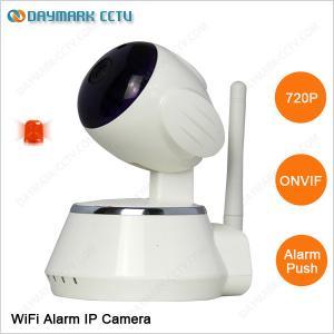 1.0mp sound push notification 2 way audio 720p wifi cctv camera Manufactures