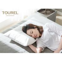 Health Hotel Comfort Pillows Fluffy Pure White Fabric Textiles Manufactures
