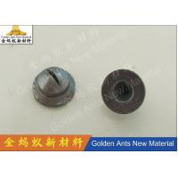 Buy cheap Straight Hole Tungsten Carbide Nozzle With High Accurate Dimension from wholesalers