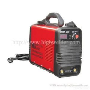 China Mosfet Inverter Dc Mma Welder, Arc Welding Machine (mma-250dis-b22) on sale