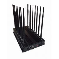 China EST-502F16 Professional OEM 16 Bands All Signal Blocker Cell Phone / WIFI / GPS / VHF / UHF / 315 /433/868 Signal Jammer on sale
