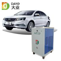 Fully Automatic HHO Carbon Cleaning Machine Blue / Customized Color With Operation Protection Manufactures
