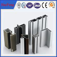 Aluminium window and door frame estruded profiles,aluminium profile for glass roof Manufactures