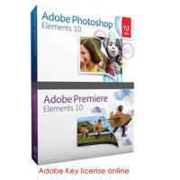China Adobe product license key, Adobe Premiere Elements free download for adobe on sale