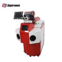 Microscope Laser Soldering Machine For Jewellery , Jewelry Spot Welder Manufactures