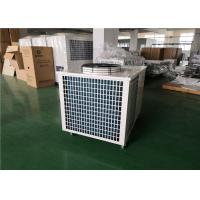 Fan Motor Protection Industrial Spot Cooling Systems / Spot AC 1550m3/H Evaporator Air Flow Manufactures