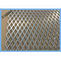 Flattened Expanded Metal Stainless Steel Mesh Diamond Pattern Fit Beekeeping Manufactures