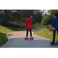 Two Wheels Handsfree Electric Scooter , Smart Balance Wheel Hoverboard Manufactures