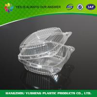 China Clear Clamshell Food Containers Clamshell Food Containers Buger Pack on sale