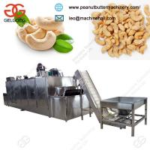China High Quality Automatic Cashew Nut Rosting Machine /Cashew Nut Roasting Machine on sale