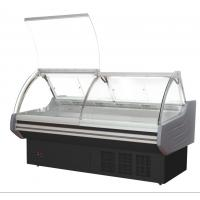 China Catering Deli Display Refrigerator Serve Over Counter Butchery Equipment on sale