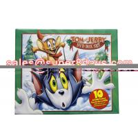 China Tom And Jerry Big Box 7DVD+3D9 Disney Movie DVD Cartoon DVD Uk Version Wholesale on sale
