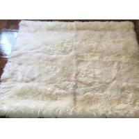 Real Sheepskin Rug Customized Big Size Regtangular Living Room Area Rug Manufactures