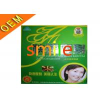 Tianfeng Rapid Slimming Weight Loss Pills / Fat Burning Tablets Manufactures