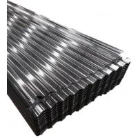 Z40 Prime Corrugated Galvanized Steel Sheet 0.13mm - 0.8mm Thickness QY-01 Manufactures