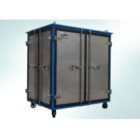 China Mobile Transformer Oil Purifier / Oil Filtration Plant With Fully Aluminum Closed Doors on sale