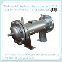China Stainless Steel shell&tube heat exchanger on sale