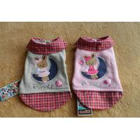 China Azo Free Pet Suit Tiny Puppy Clothes For Small Dogs Apparel OEM on sale