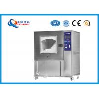 Stainless Steel Environmental Test Cabinets ISO 9001 Certificate Identified Manufactures