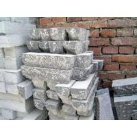 Quality Chinese Granite Mushroom Stone with Grey Color for sale