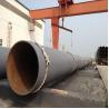 SAW/Spiral Steel Pipes, 219-3,040mm OD, 5-25mm WT, 6-32mtr LG, API/PED-certified, EN10204/3.1 MT for sale